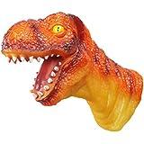YeahiBaby Tyrannosaurus Dinosaur Hand Puppet Kids Dinosaur Gloves Dinosaur World Figure Playset