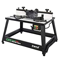 Trend CRT/MK3 Craft Pro Router Table for Joinery, Furniture, Shaping and Moulding Applications
