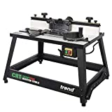 Best Router Tables - Trend Mk3 240 V Craftpro Router Table Review