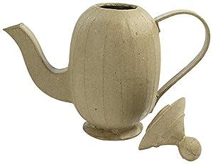 Décopatch-Tetera (cartón marrón Waterproof, ac796C, 20x 9x 16,5cm