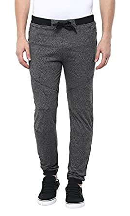 OKANE Men's Cotton Shorts (SL-552901_BLACK_Grey_XXL)