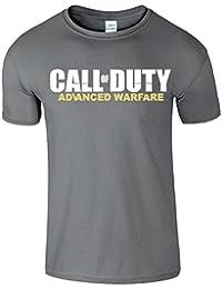 Call Of Duty Advanced Warfare Frauen Der MŠnner Damen Unisex T Shirt