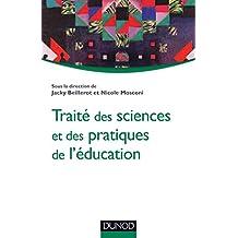Traité des sciences et des pratiques de l'éducation (Psychologie sociale)