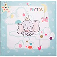 Grupo Erik AF200101509 Álbum de Fotos Disney, 200 Bolsillos, Gris Dumbo, 21,5 x 22,3 x 5,2 cm