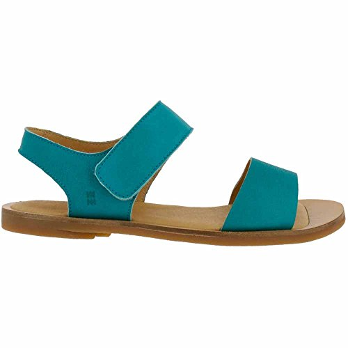 TULIP SANDALES Turquoise