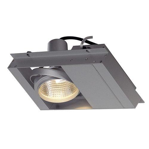 HQI modulo per Aixlight Pendant System, Silbergrau classe di efficienza energetica: A +-a grigio argentato