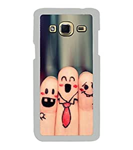Finger Art 2D Hard Polycarbonate Designer Back Case Cover for Samsung Galaxy J3 2016 :: Samsung Galaxy J3 2016 Duos :: Samsung Galaxy J3 2016 J320F J320A J320P J3109 J320M J320Y
