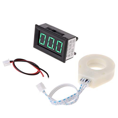 Exing DC 5-120V 100A Digital Voltmeter Stromspannung Amp Meter Mit Hall Effekt Sensor Dc Amp Meter