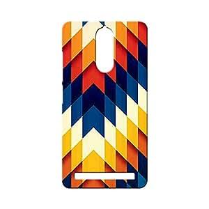 BLUEDIO Designer Printed Back case cover for Lenovo K5 Note - G4789