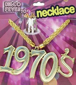 1970'S Necklace (1970's Pimp Kostüm)