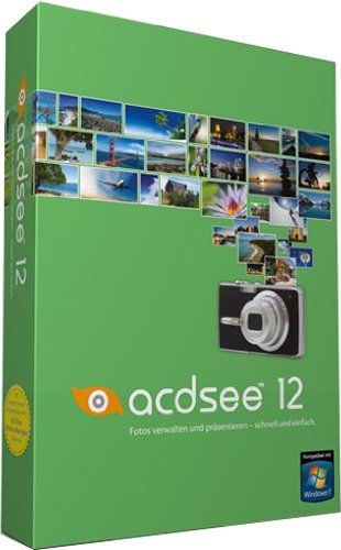 ACDSee Foto Manager 12, Mini-Box