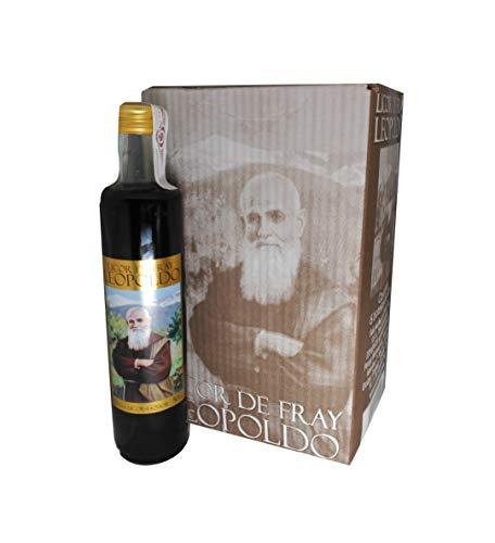 Licor de hierbas Fray Leopoldo - caja de 6 botellas
