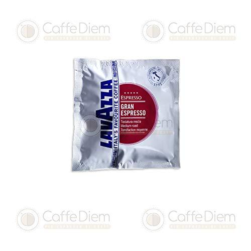 Caffè Lavazza 450 Cialde ESE 44 mm Carta Filtro GRAN ESPRESSO Tostatura Media - CAFFE' DIEM