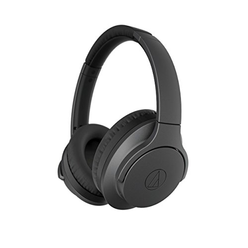 Audio-Technica ATH-ANC700BT BK Wireless Noise-Cancelling Headphones Best Price and Cheapest