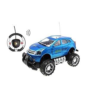 Voiture Tout Terrain Radio Commande Avec Volant 1/18 Ème Full Fonctions