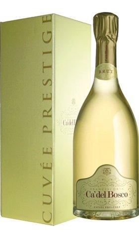 Franciacorta D.O.C.G. Cuvée Prestige Astucciato NV Ca' Del Bosco Bollicine Lombardia 12,5%