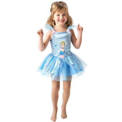 Cinderella Ballerina - Kleinkinder Kostüm