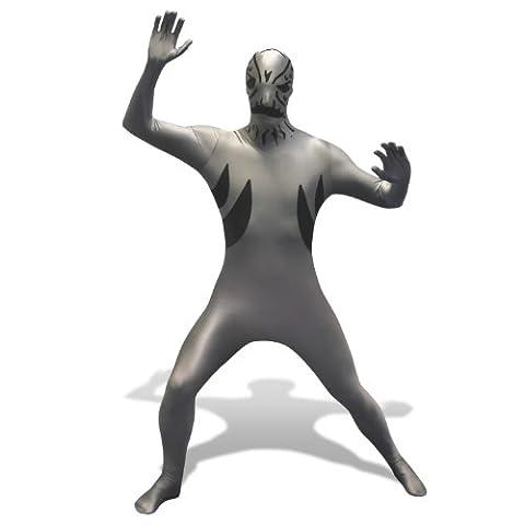 Morphsuit Power Rangers - Déguisement Power Rangers méchant Morphsuit -
