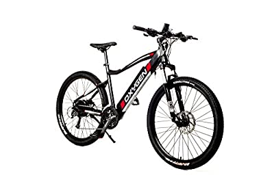 Oxygen S-CROSS MTB Electric Bike 19in