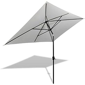 vidaxl sonnenschirm 200 x 300 cm sandwei rechteckig. Black Bedroom Furniture Sets. Home Design Ideas