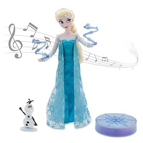World Anna Kostüm Disney - Disney - Frozen / Die Eiskönigin - Elsa Deluxe Singende Elsa / Set (UK Import)