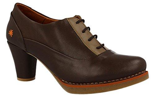 ART 1072 Brown Shoe STAR Marrone