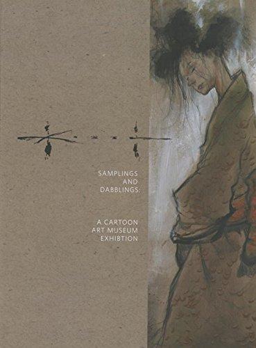 Sam Kieth: Samplings and Dabblings - A Cartoon Art Museum Exhibition