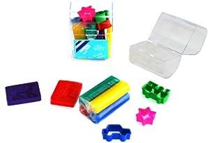 Weible Spiele - Accesorio para plastilina Importado de Alemania