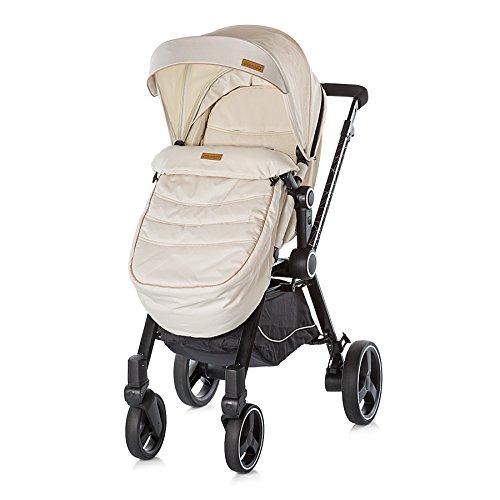 Chipolino Baby Stroller Mika, Beige The Sales Partnership Distributors Ltd 'TSPDL'