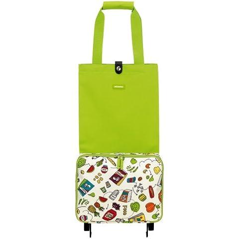 Carrello / Trolley Pieghevole decoro shopping Reisenthel