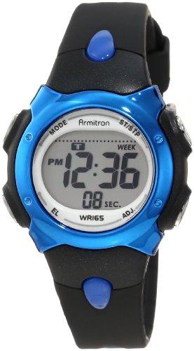Armitron Sport Unisex 45/7025BLU Sport Watch
