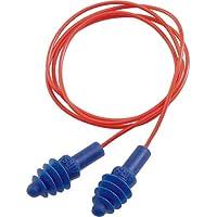 leicht Mehrfachverwendung Airsoft 4-flange PVC Verdrahtet Ohrstecker mit Rot Poly Cord ( 1 Paar per Bügel Kiste... preisvergleich bei billige-tabletten.eu
