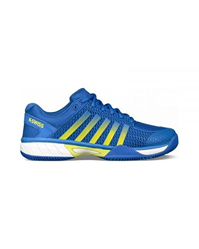 Herren Ks Tfw Express Light Hb Tennisschuhe, Blau (Strong Blue/White/Neon Citron 50), 45 EU ()