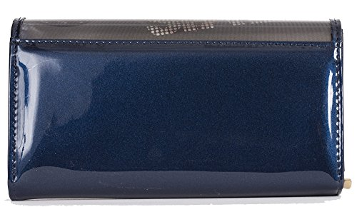 Big Handbag Shop, Poschette giorno donna Design 2 - Blue