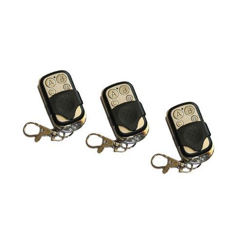 System Eng – Pack of 3 Universal Remote Control 433.92 MHz with Nice FAAC BFT