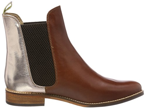 Tom Joule X_Westbourne, Stivali Chelsea Donna Braun (Rose Gold)
