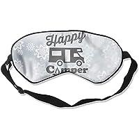 Happy The Camper 99% Eyeshade Blinders Sleeping Eye Patch Eye Mask Blindfold For Travel Insomnia Meditation preisvergleich bei billige-tabletten.eu