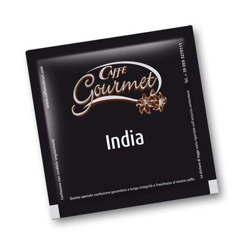 Caffè Gourmet 'India', 100 ESE Pads / Espresso Pods / Cialde, 700 g