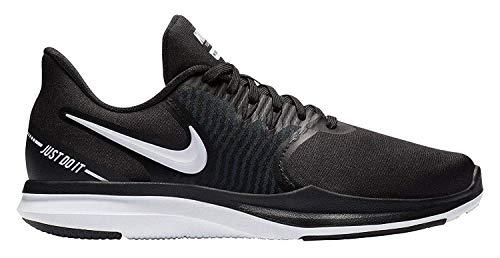 Nike Damen Trainigsschuh In-Season TR 8 Fitnessschuhe, Schwarz (Black/White-Anthracite 001), 42 EU