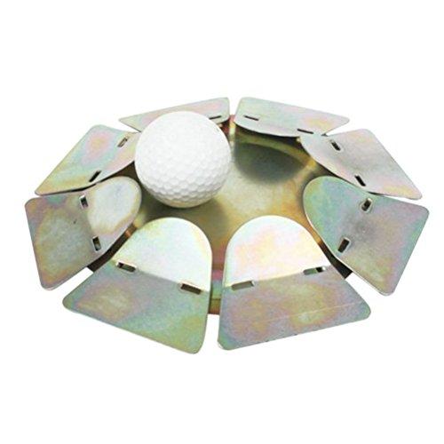 Pixnor Golf intérieur Trou de golf formation All-direction pratique mettre coupe formation trou de Golf