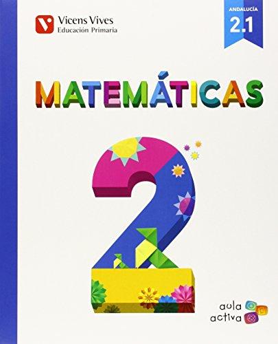Matematicas 2 (21 - 22 - 23) aula activa andalucia
