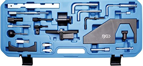 Preisvergleich Produktbild BGS 8156 Einstell- u. Arretierwerkzeugsatz für Ford