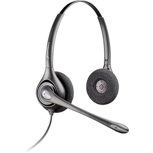 Price comparison product image Plantronics HW261N Binaural Headset Portable Consumer Electronics and Gadgets