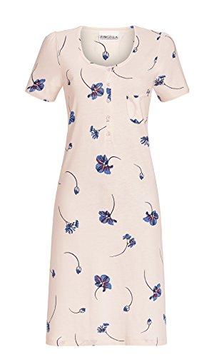 Ringella 8211046 Damen Nachthemd in Heavenly pink Gr. 46
