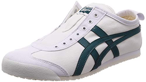 new products cb1a7 b81ca Onitsuka Tiger Mexico 66 Slip-on Scarpa White Spruce Green
