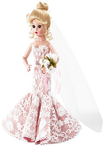 Madame Alexander Here Comes The Bride Light Skin Tone Blonde Doll by Madame Alexander