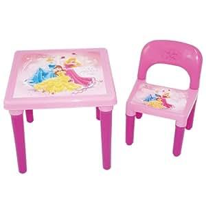 disney darp cdip016 princess my first activity tisch und stuhl mit malset spielzeug. Black Bedroom Furniture Sets. Home Design Ideas