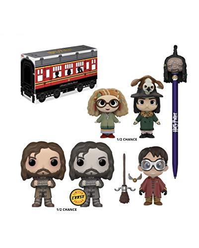 Mystery Harry Potter Sammler Box - Funko Exklusiv (Outfit Potter Harry Quidditch)