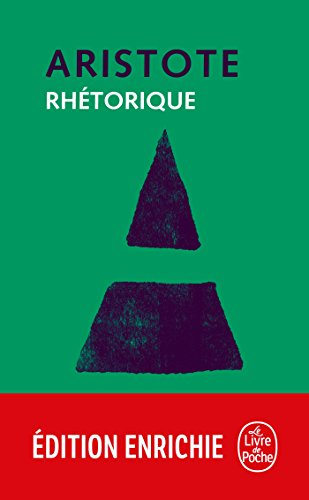 Rhétorique (Classiques Philo t. 4607)