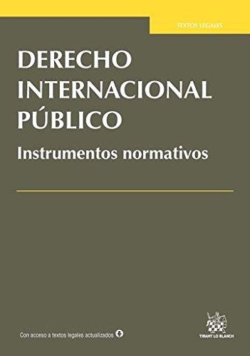 Derecho internacional público instrumentos normativos por Nila Torres Ugena